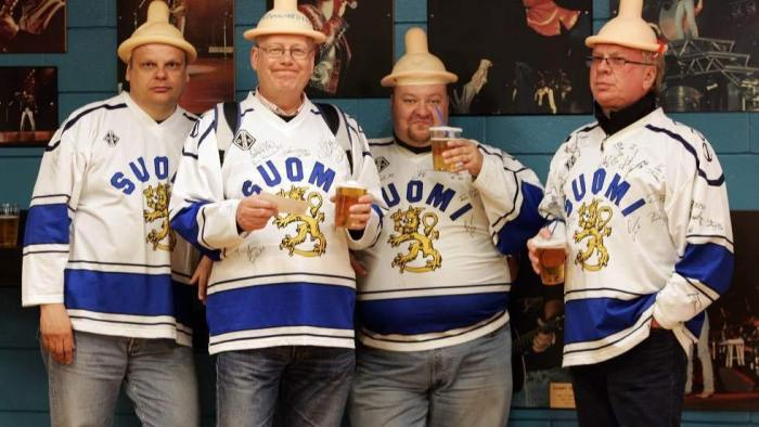 Finlande Hockey