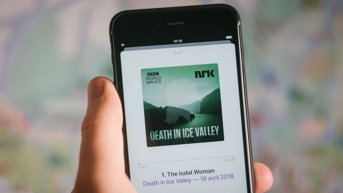 Death in Ice Valley – Mystère dans les fjords de Norvège