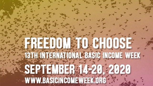 La semaine internationale du revenu de base se tiendra du 14 au 20 septembre