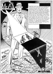 Mr. A by Steve Ditko