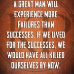 failures and successes