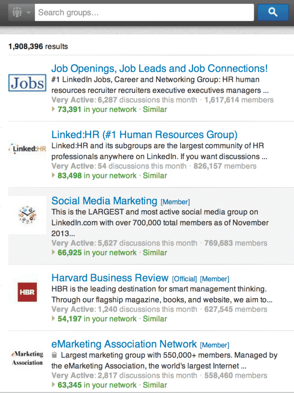 What is LinkedIn and Why Should You Join? LinkedIn  Screen-Shot-2014-02-13-at-8.40.59-AM