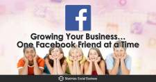 Growing Your Business…One Facebook Friend at a Time