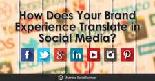 How Does Your Brand Experience Translate in Social Media?