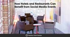 How Hotels and Restaurants Can Benefit from Social Media Events