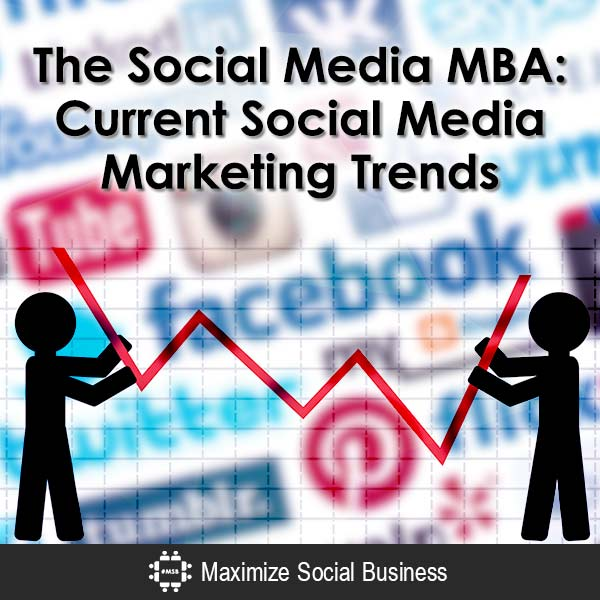 The Social Media MBA: Current Social Media Marketing Trends Social Media MBA  The-Social-Media-MBA-Current-Social-Media-Marketing-Trends-600x600-V2