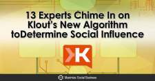 13 Experts Chime In on Klout's Algorithm to Determine Social Influence