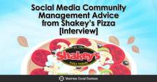 Social Media Community Management Advice from Shakey's Pizza [Interview]