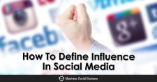 How To Define Influence In Social Media