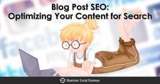 Blog Post SEO: Optimizing Your Content for Search