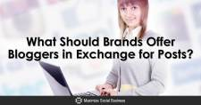 What Should Brands Offer Bloggers in Exchange for Posts?