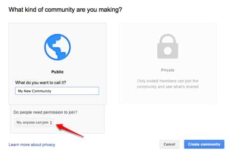 google-plus-community-creation-dialog