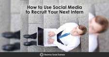 How to Use Social Media to Recruit Your Next Intern