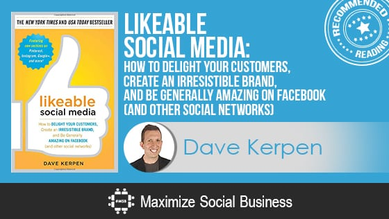 The Ultimate Best 61 Social Media Books List [Always Updated!] Social Media Books  Likeable_Social_Media