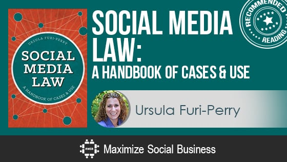 The Ultimate Best 61 Social Media Books List [Always Updated!] Social Media Books  Social_Media_Law_A_Handbook_of_Cases__Use