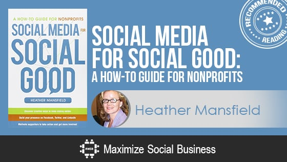 The Ultimate Best 61 Social Media Books List [Always Updated!] Social Media Books  Social_Media_for_Social_Good