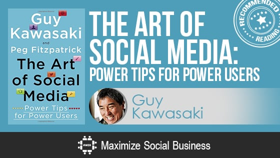 The Ultimate Best 61 Social Media Books List [Always Updated!] Social Media Books  The_Art_of_Social_Media
