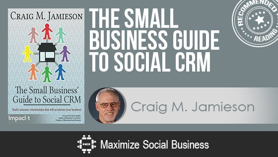 The Ultimate Best 61 Social Media Books List [Always Updated!] Social Media Books  The_Small_Business_Guide_to_Social_CRM