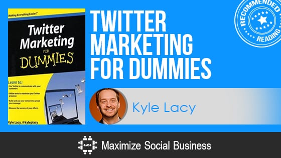 The Ultimate Best 61 Social Media Books List [Always Updated!] Social Media Books  Twitter_Marketing_For_Dummies