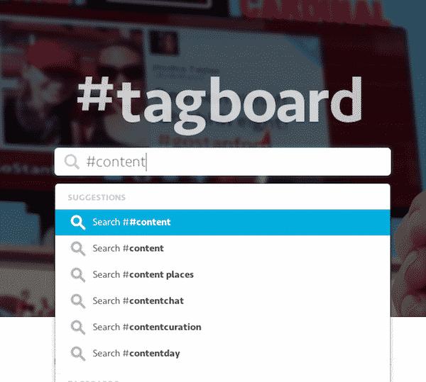 Visual Marketing Strategies for Today's Top Social Networks Visual Social Media Marketing  tagboard