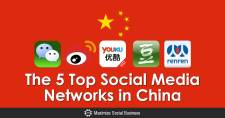The Top 5 Chinese Social Media Networks You Need to Know