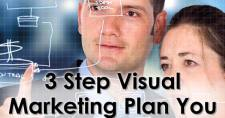3 Step Visual Marketing Plan You Can Use Today