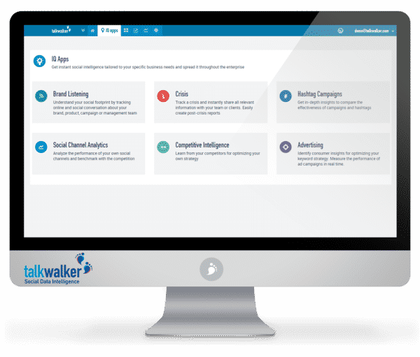 Talkwalker IQ Apps ROI of Social Listening