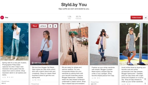 Styld.by campaign