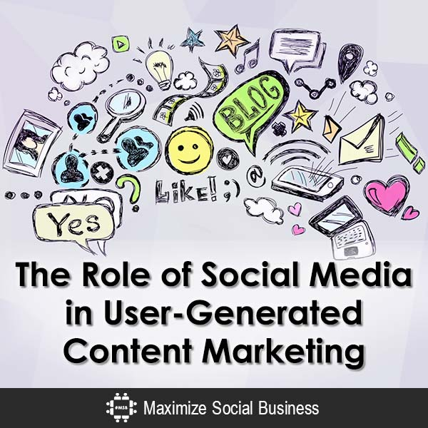 The Role of Social Media in User Generated Content Marketing Content Marketing  The-Role-of-Social-Media-in-User-Generated-Content-Marketing-600x600-V2
