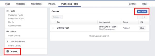 facebook-canvas-option