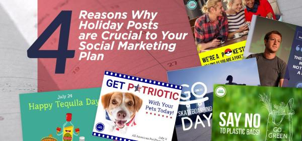 4 Reasons Why Holiday Posts are Crucial to Your Social Marketing Plan Social Media Marketing  image04-600x281