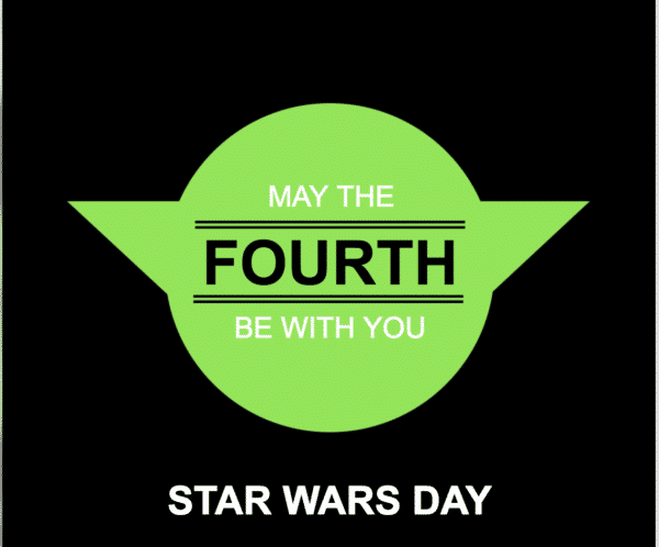 holiday posts for social media PromoSimple May the Fourth Be With You Star Wars Day