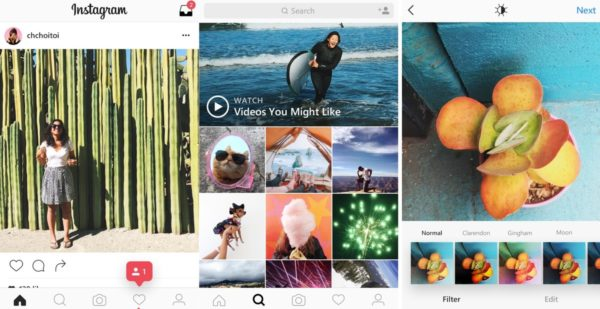 How to Edit Your Instagram Photos Like a Professional Instagram  instagram-screens-new2016-600x309