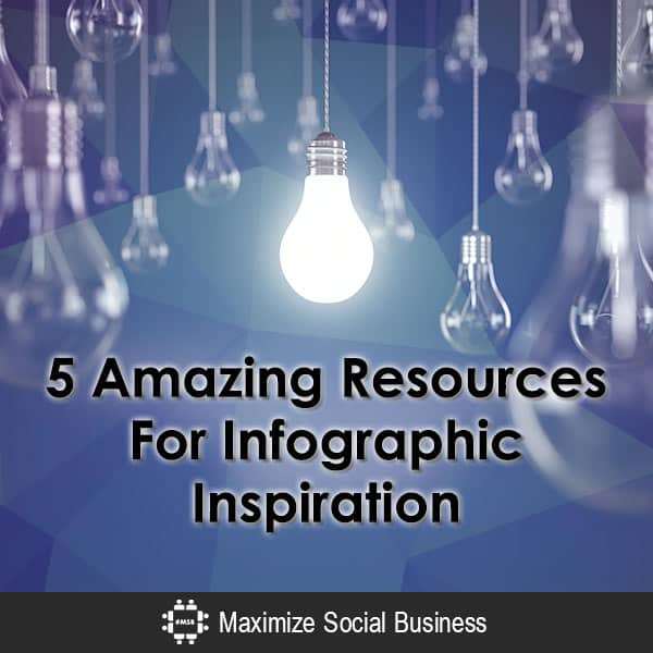 5 Amazing Resources For Infographic Inspiration