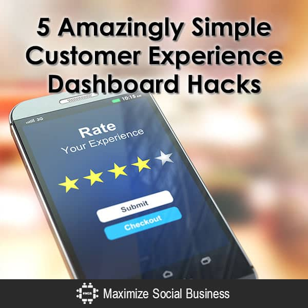 5 Amazingly Simple Customer Experience Dashboard Hacks Customer Experience Marketing  5-Amazingly-Simple-Customer-Experience-Dashboard-Hacks-600x600-V1