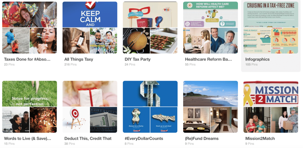 TurboTax on Pinterest