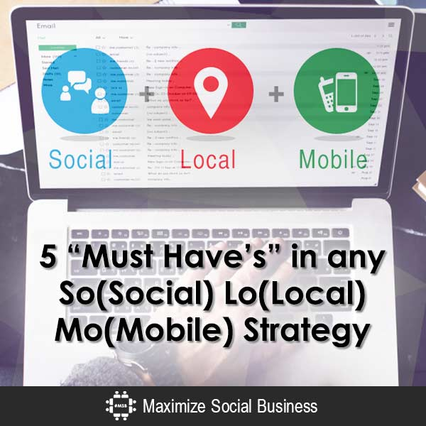 "5 ""Must Have's"" in any So(Social) Lo(Local) Mo(Mobile) Strategy SoLoMo  5-Must-Haves-in-any-SoSocial-LoLocal-MoMobile-Strategy-600x600-V2"