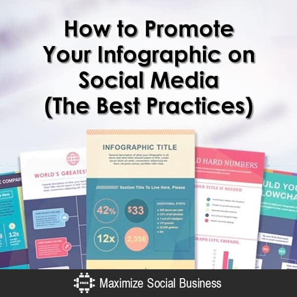 How to Promote Your Infographic on Social Media (The Best Practices) Infographics  How-to-Promote-Your-Infographic-on-Social-Media-The-Best-Practices-600x600-V1