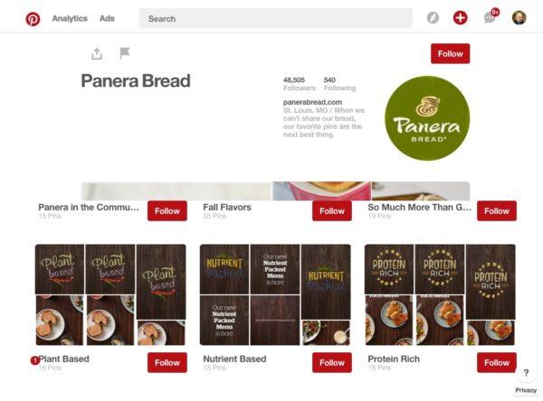 5 Ways Panera Bread Creates an Engaging Customer Experience - A Case Study Customer Experience Marketing  Pinterest-Panera-Bread-600x444