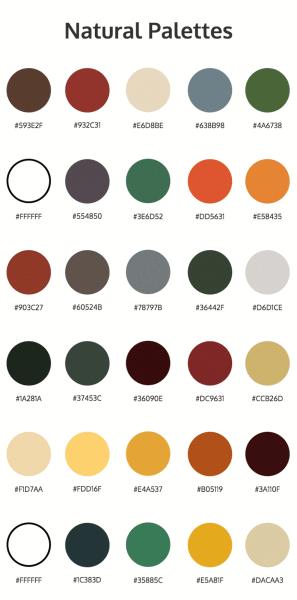 Nature Palette