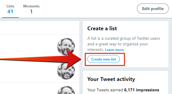 5 Awesome Twitter Features You Should Use Now Twitter  create-twitter-list