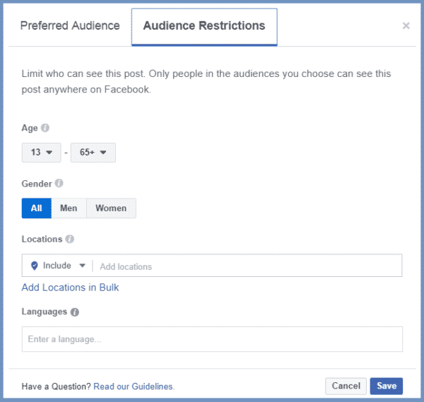 Here's What Your Facebook Posts Should Look Like in 2018 Facebook  pic_9-600x569