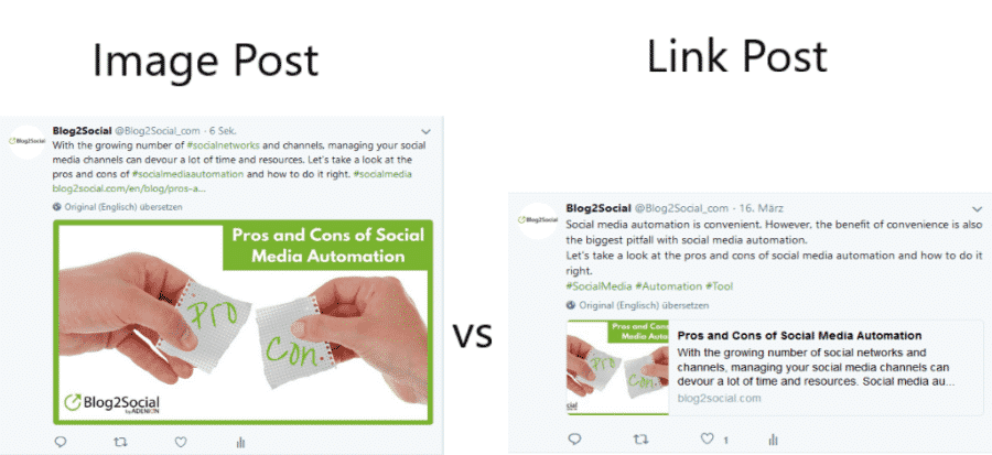 How Twitter is Changing the Rules for Social Media Marketing Corporate Communications  custom-post-format_link-post-vs-image-post