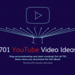 701 Video Ideas + 10 Ways To Come Up With More