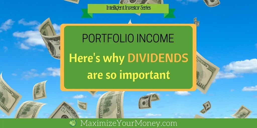 Portfolio Income - Dividends