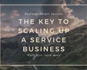 Scaling a service business | Business Coaching | Value Growth