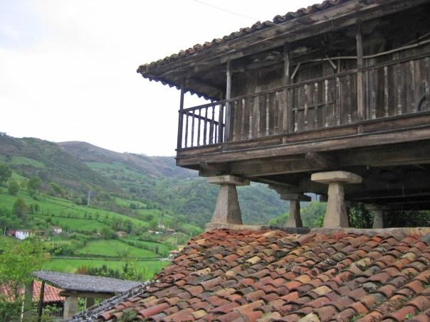 Villa Nueve, Asturias, Espana.