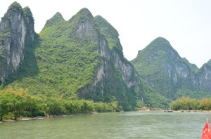 On the Li River - a Chinese Treasure.