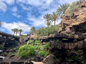 Jameos del Agua, Lanzerote, Canary Islands.