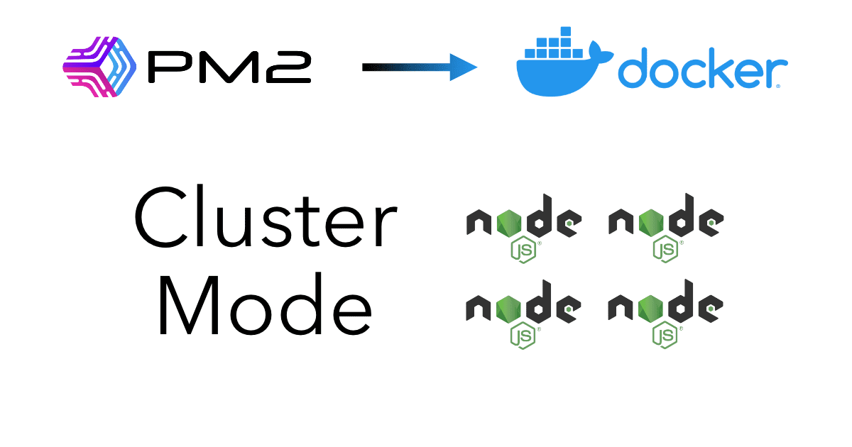 From PM2 to Docker: Cluster Mode